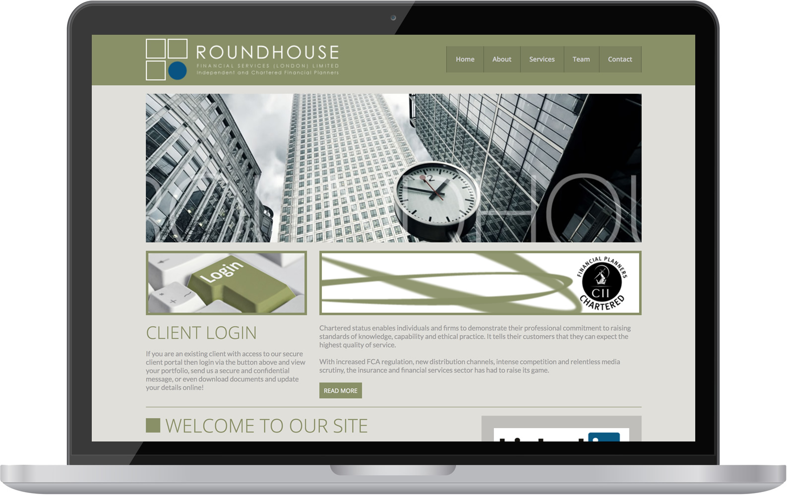Roundhouse Financial Services