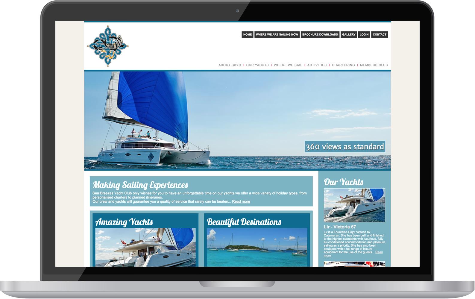 Sea Breezes Yacht Club